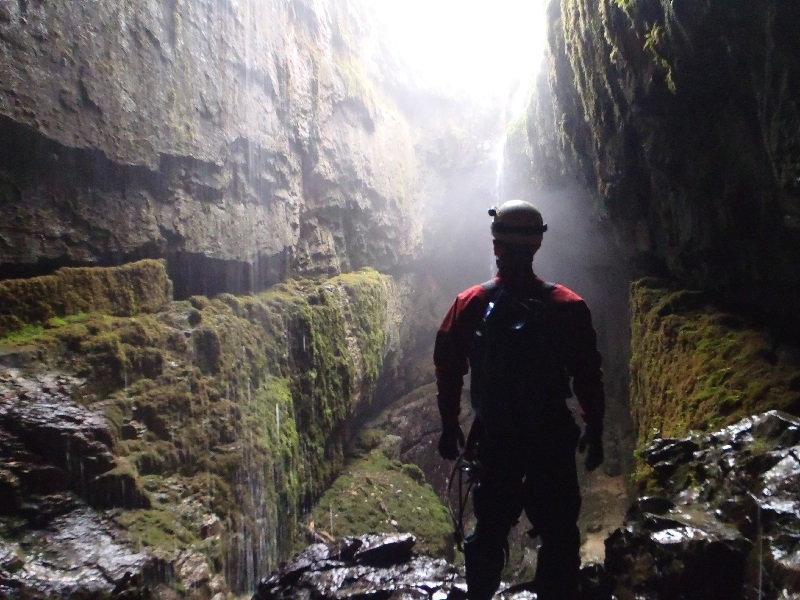 Caving - Authentic Experience Sailing in Greece