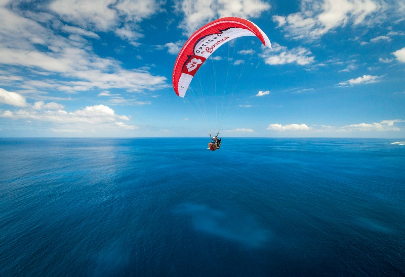 Paragliding - Authentic Experience Sailing in Greece