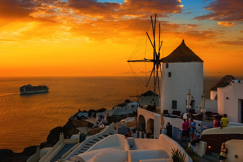Sunsetting - Authentic Experience Sailing in Greece