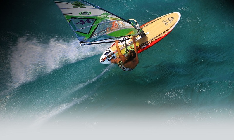Windsurfing - Authentic Experience Sailing in Greece