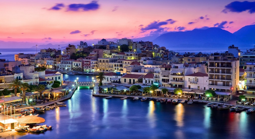 Sailing holidays in Agios Nikolaos