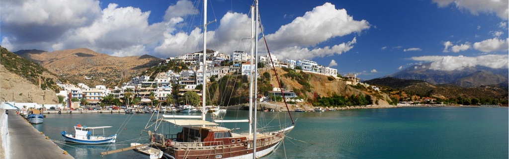 Sailing holidays in Agios Vasileios