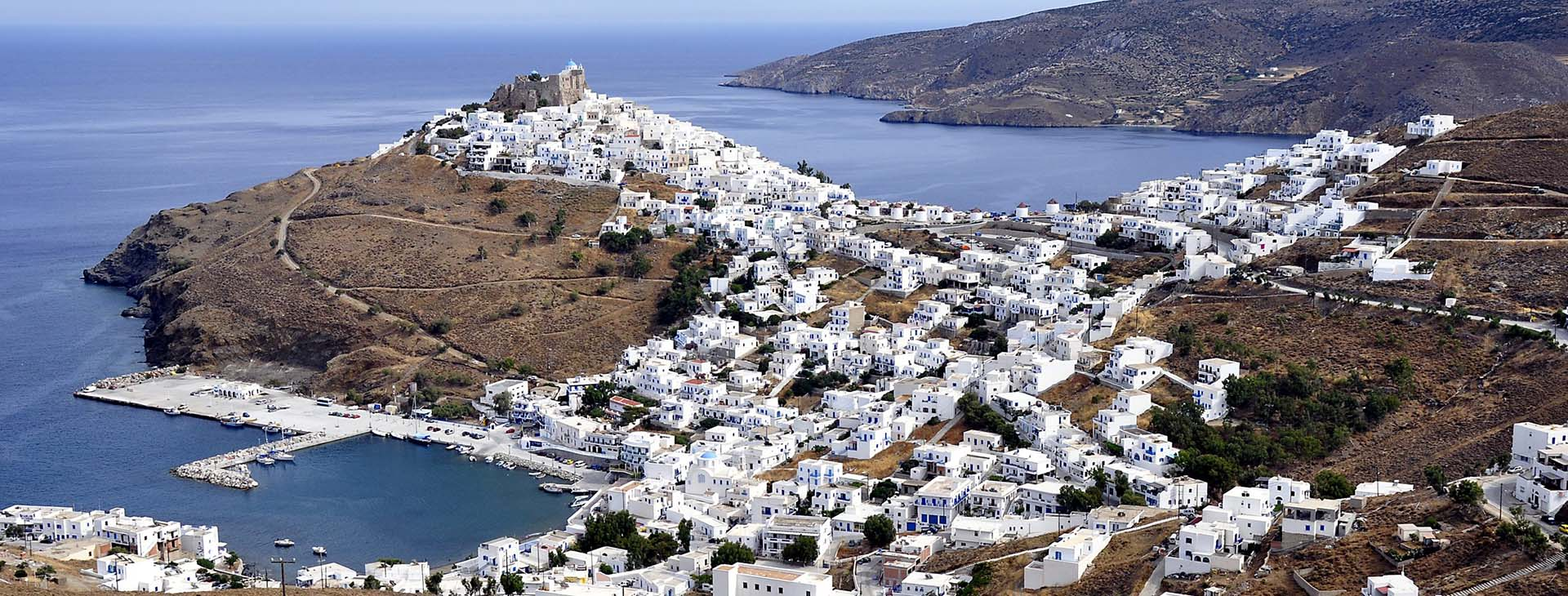 Sailing holidays in Astypalaia