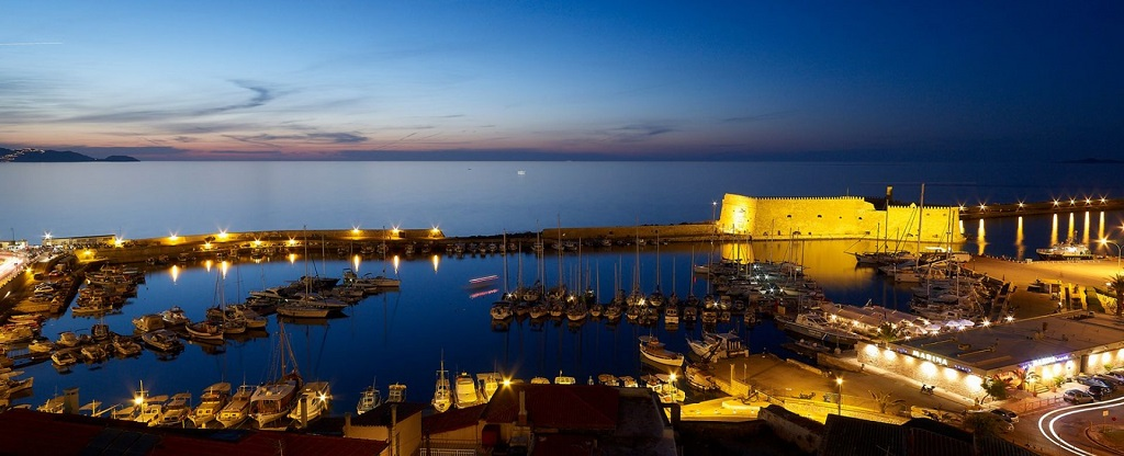 Sailing holidays in Heraklion