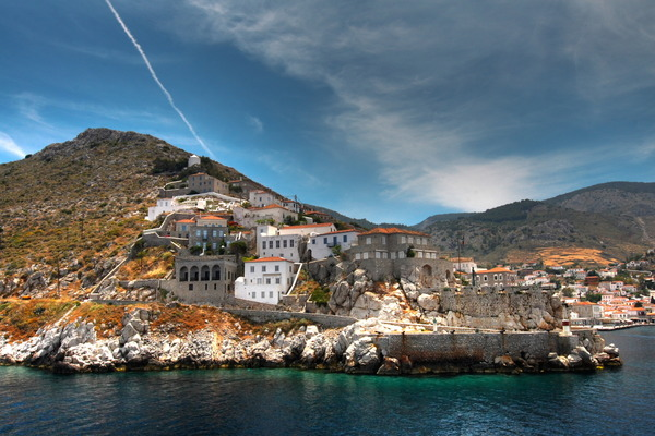 Sailing holidays in Hydra