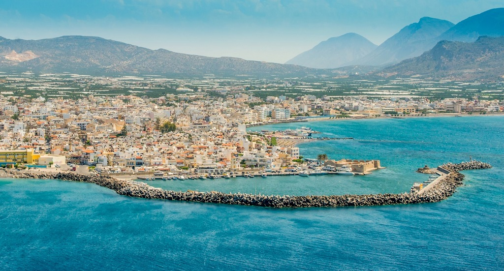 Sailing holidays in Ierapetra