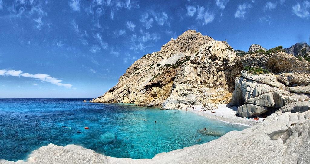 Sailing holidays in Ikaria