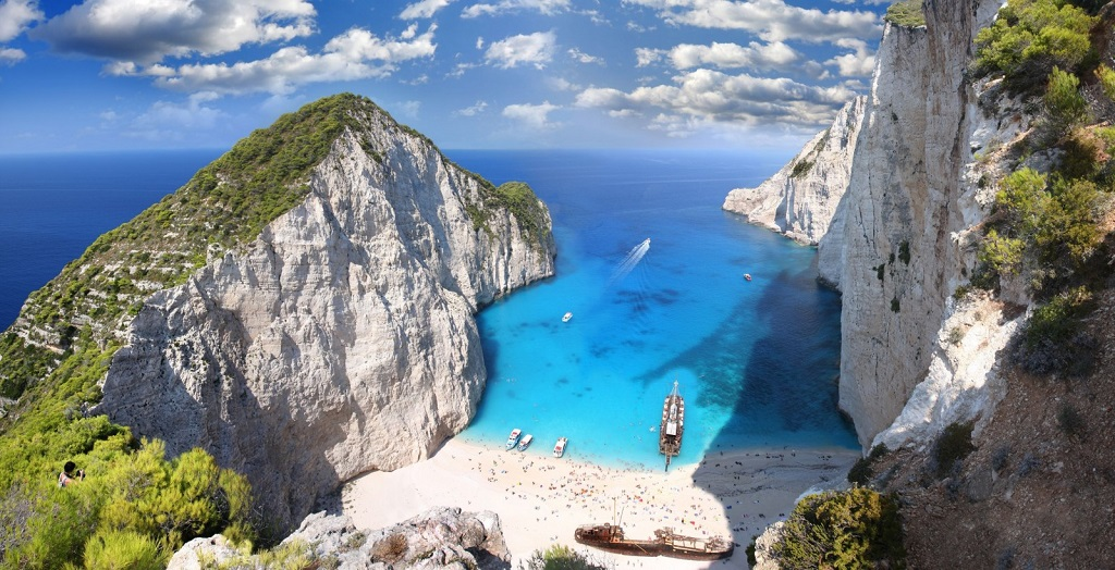 Sailing holidays in Ionian Sea