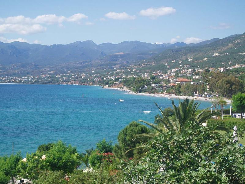 Sailing holidays in Kalamata