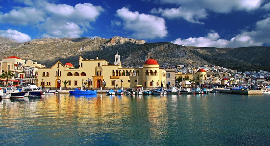 Sailing holidays in Kalymnos