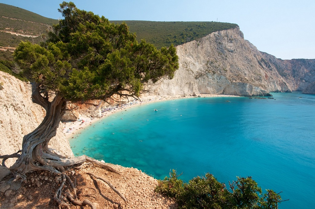 Sailing holidays in Lefkada