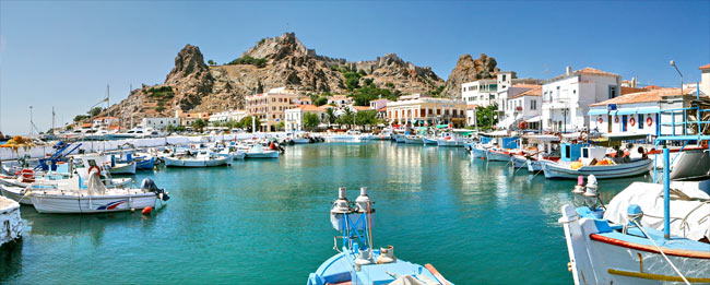 Sailing holidays in Lemnos