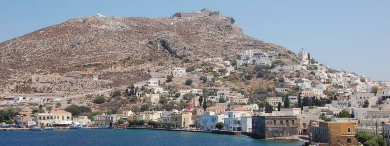 Sailing holidays in Leros
