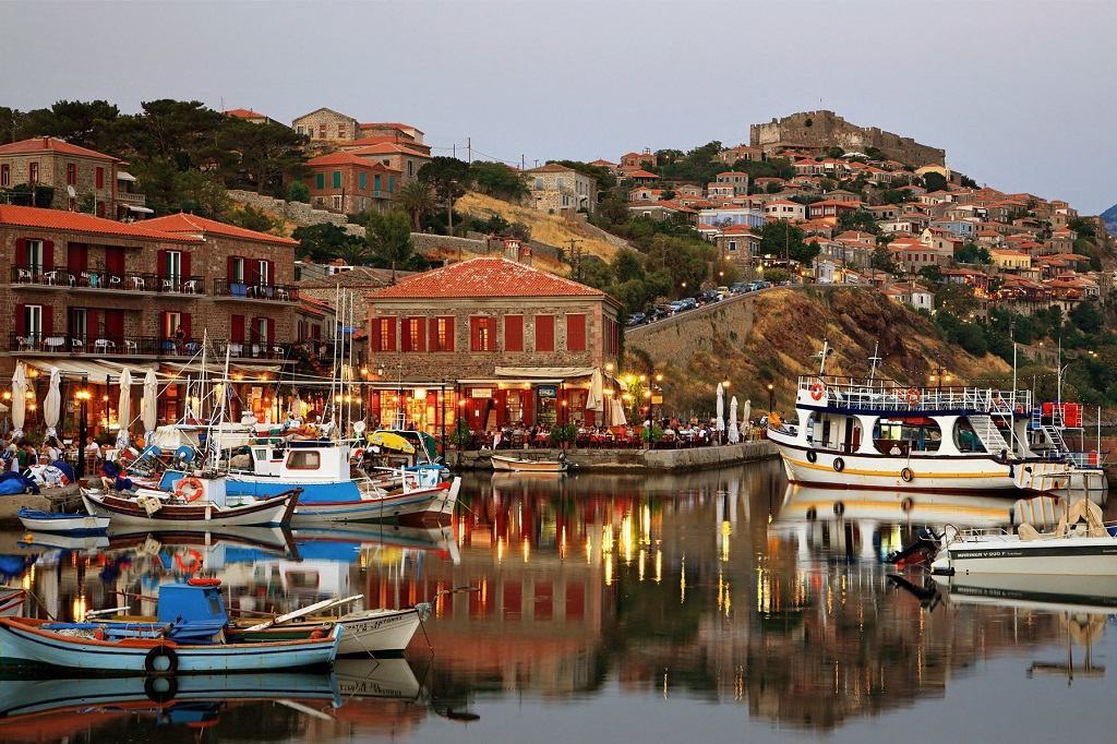 Sailing holidays in Lesvos