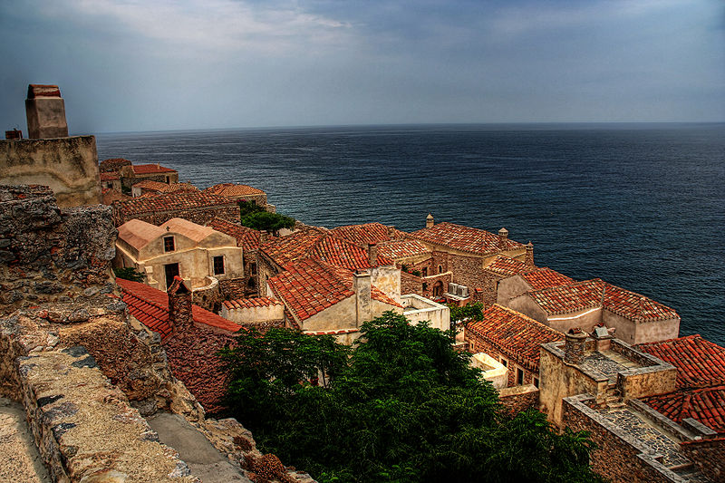 Sailing holidays in Monemvasia