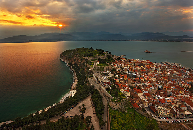 Sailing holidays in Nafplio
