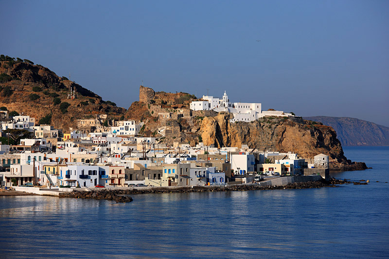 Sailing holidays in Nisyros