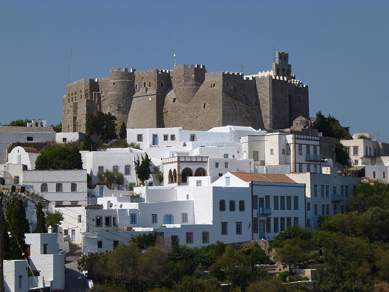 Sailing holidays in Patmos