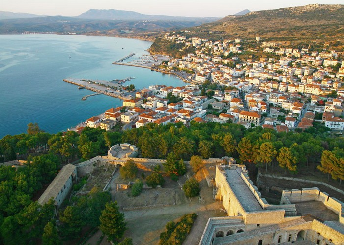 Sailing holidays in Pylos-Nestor