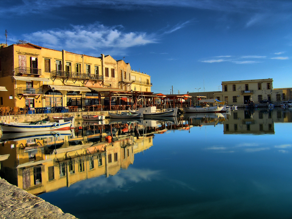 Sailing holidays in Rethymno