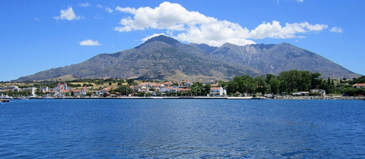 Sailing holidays in Samothraki