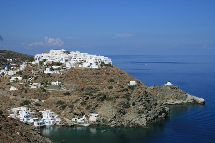 Sailing holidays in Sifnos