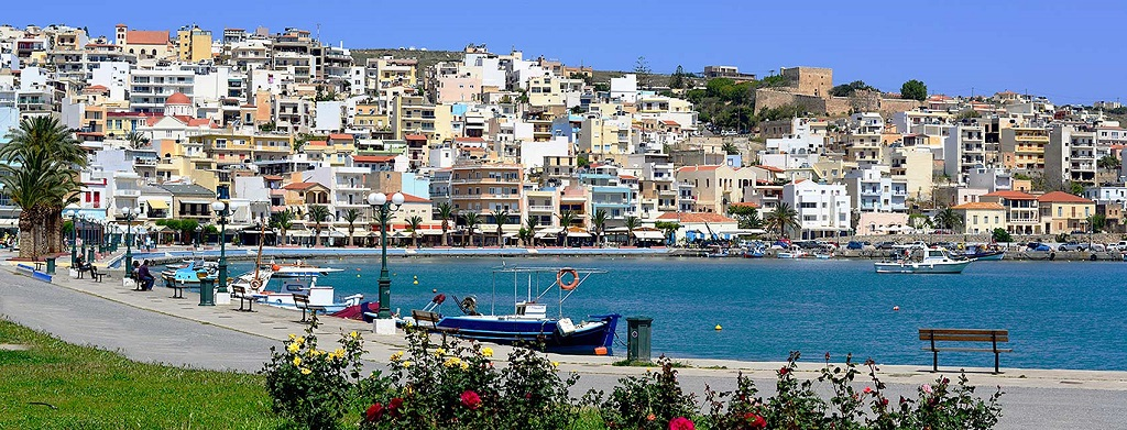 Sailing holidays in Sitia