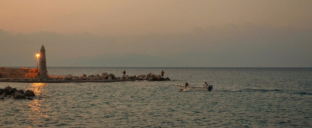 Sailing holidays in Xylokastro