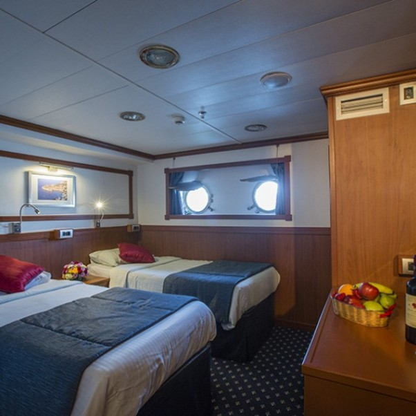 M/S Galileo Category B Cabins