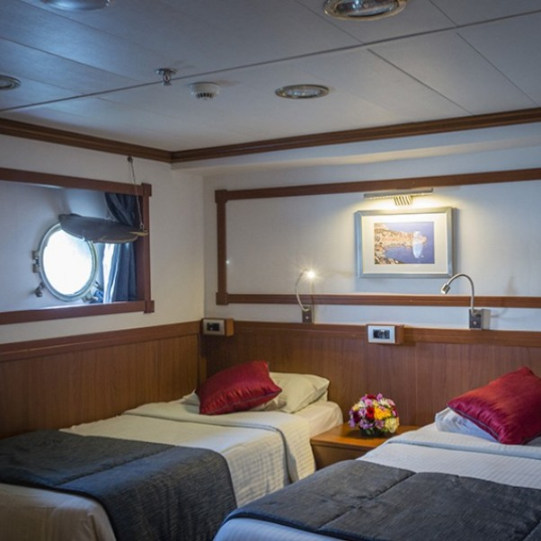 M/S Galileo Category C Cabins
