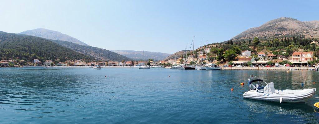 Agias Eufimias Harbor