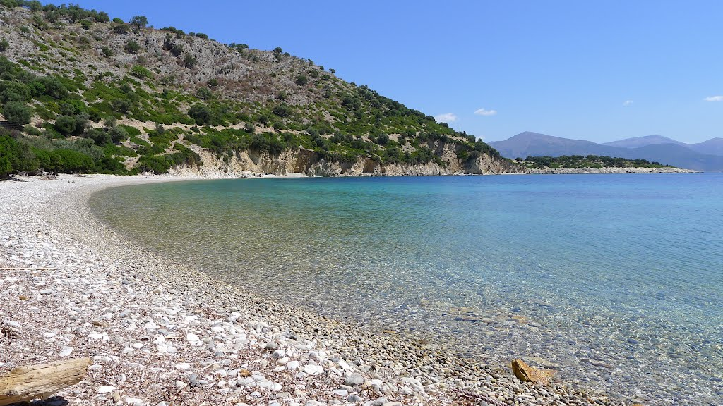 Agios Aimilianos Beach