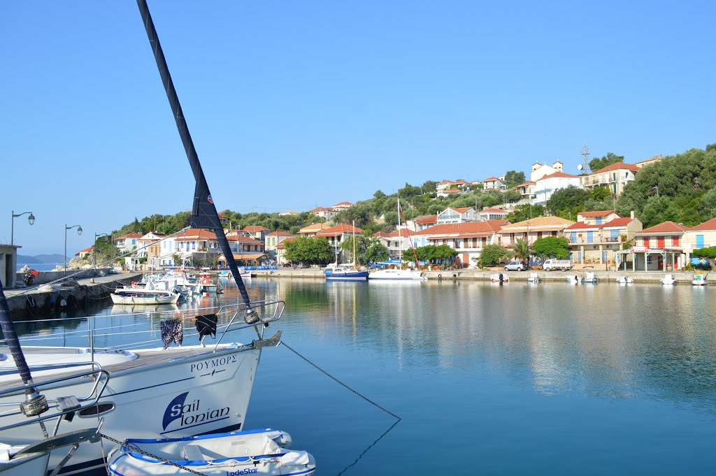 Kalamos Harbor