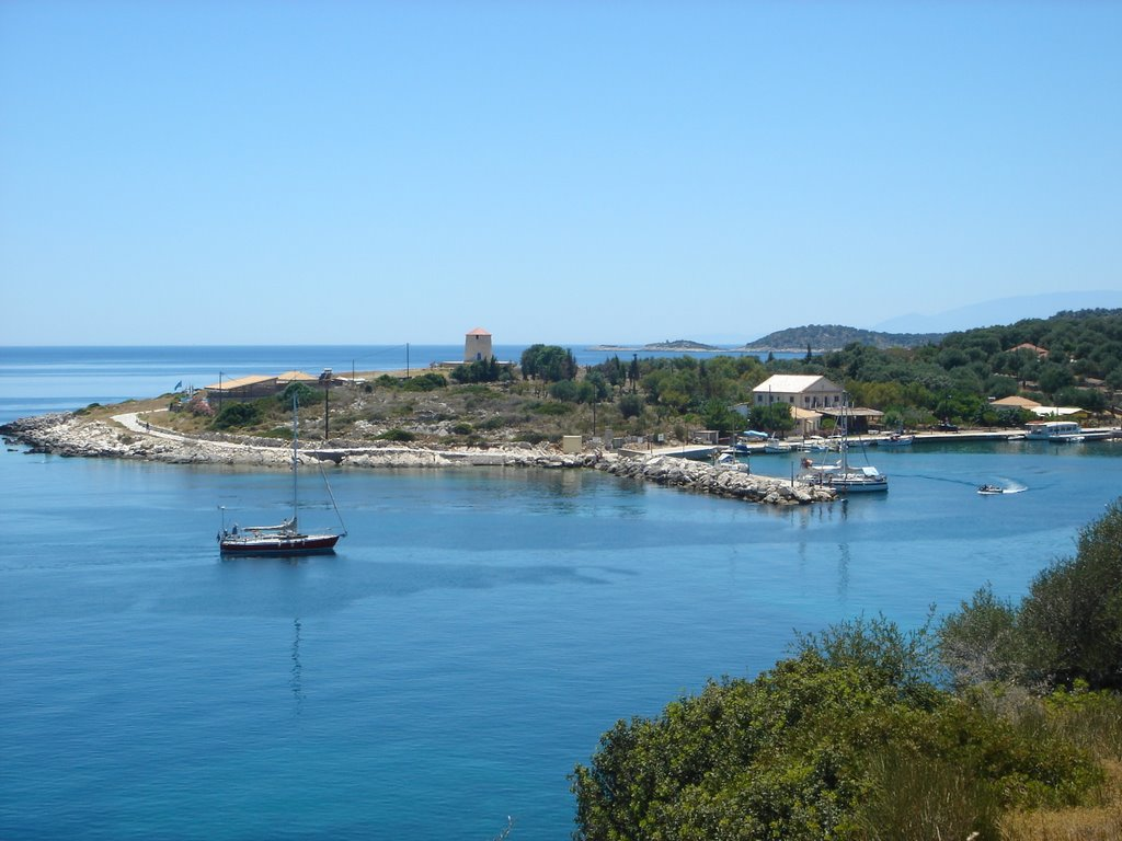 Kastos Harbor