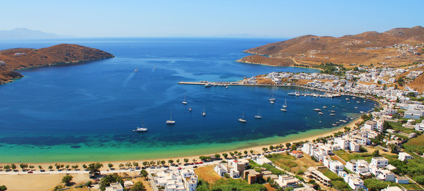 Sailing Holidays in Serifos Enjoy Sailing Holidays in Greece