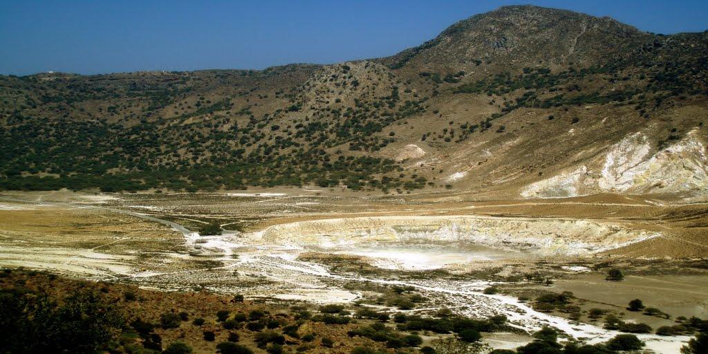 Volcano of Nisyros