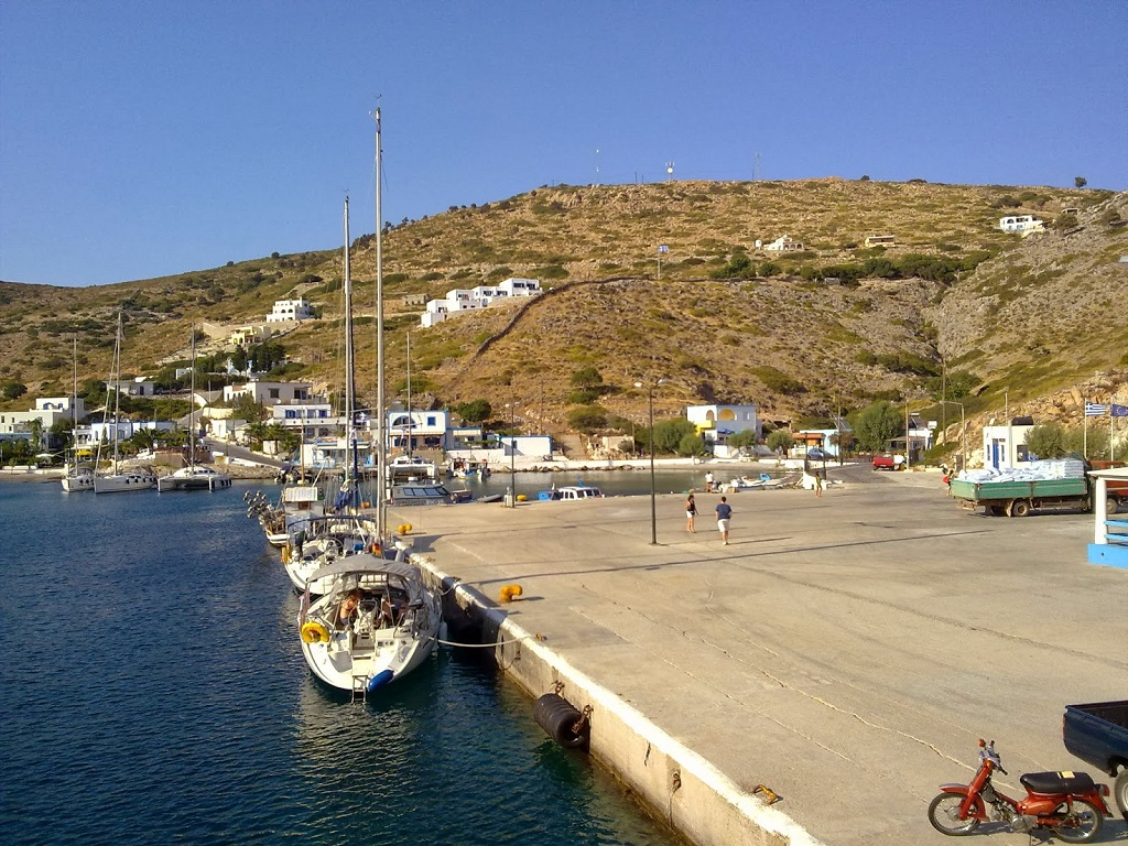 Agathonisiou Harbor