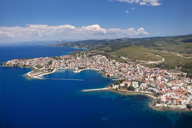 Sailing Holidays in Sithonia - Enjoy Sailing Holidays in Greece!