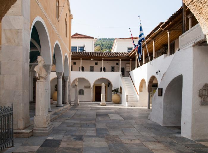 Hydra, The Monastery of Dormition
