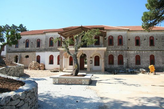 Ithaca, Kathara Monastery
