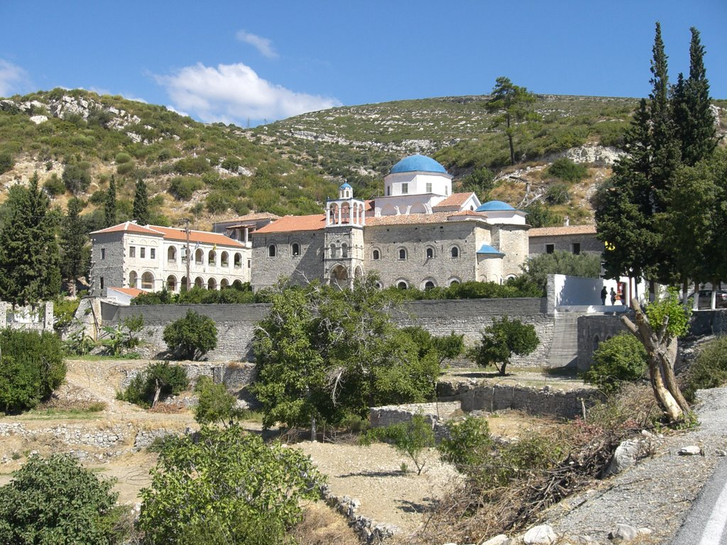 Monastery of the Holy Cross, Samos