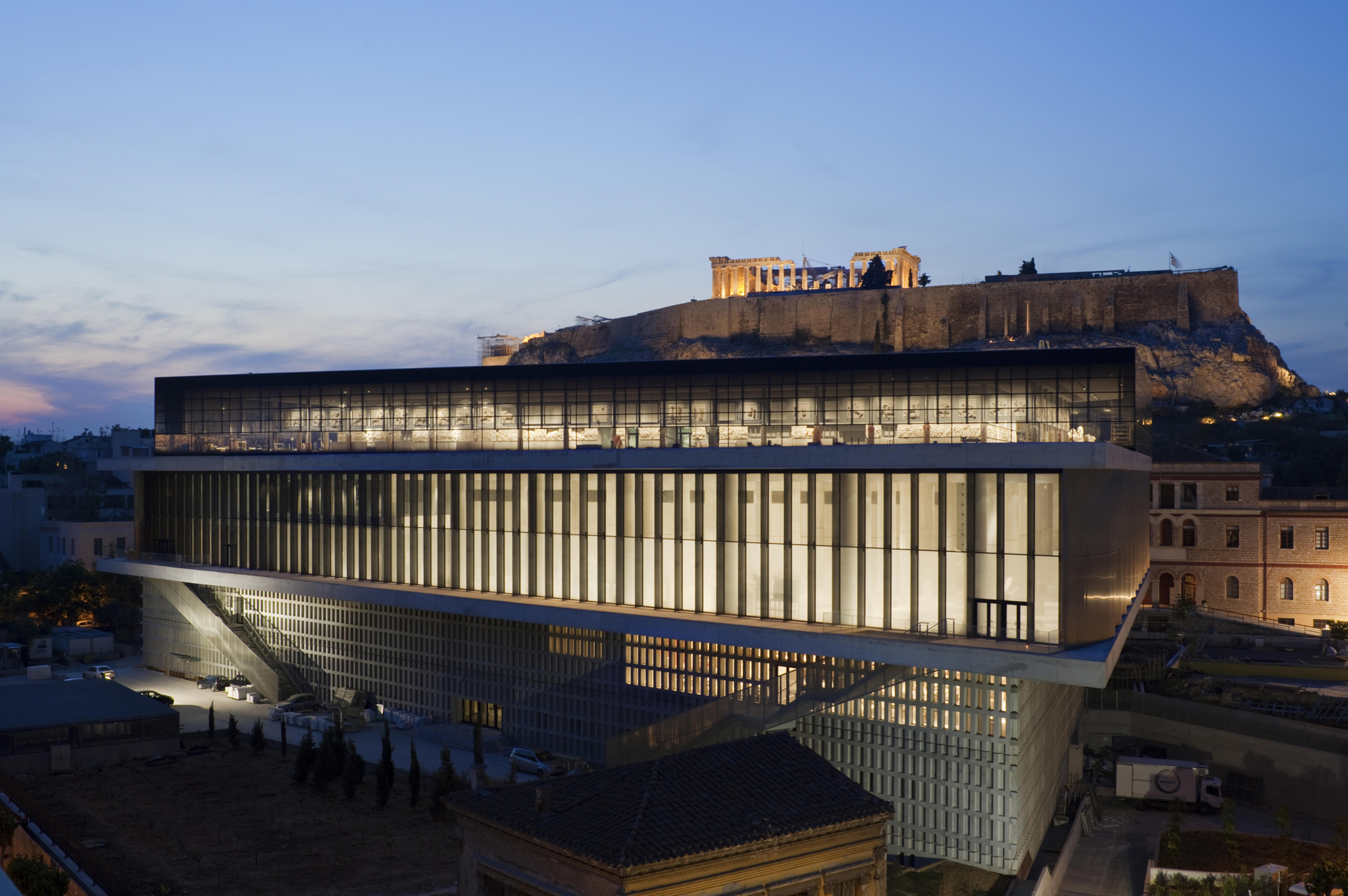 Athens, The Acropolis Museum