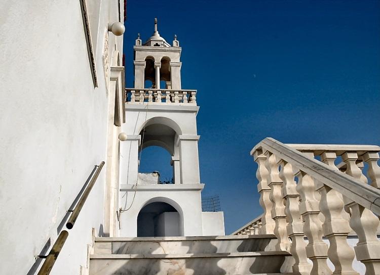 Saint Pelagia Monastery, Tinos