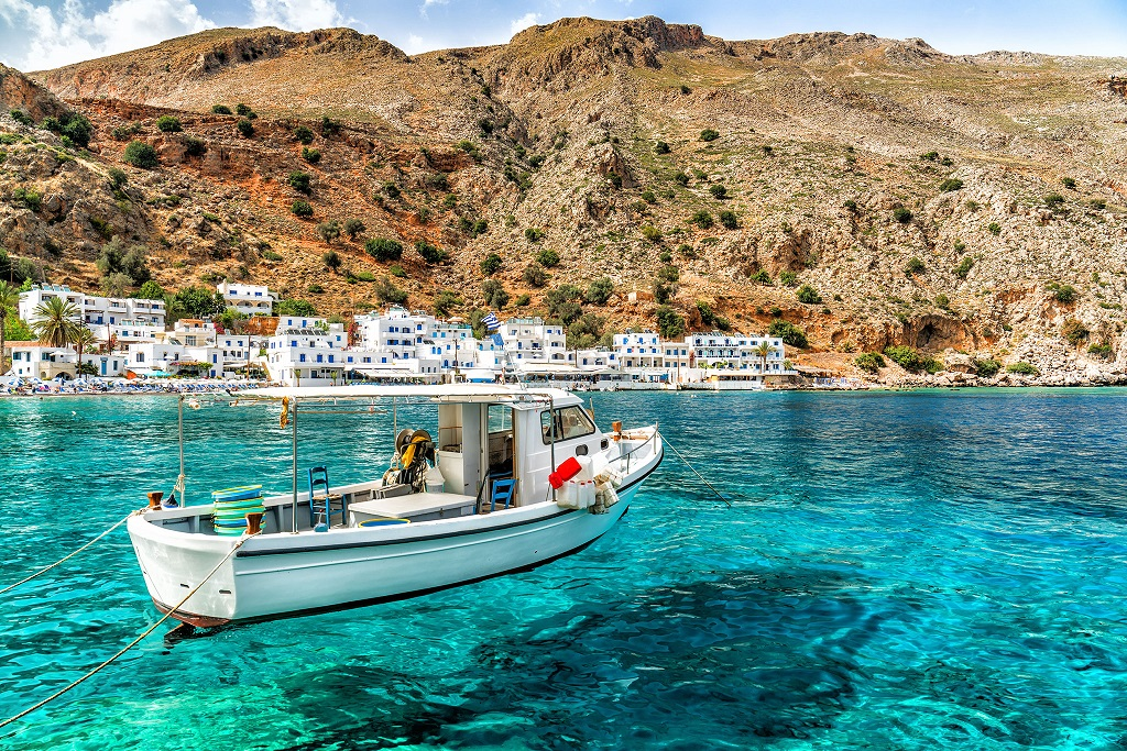 Northern Crete Unexplored