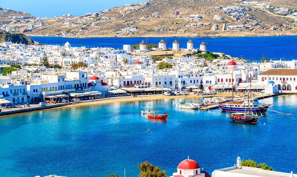 Central Cyclades Unexplored