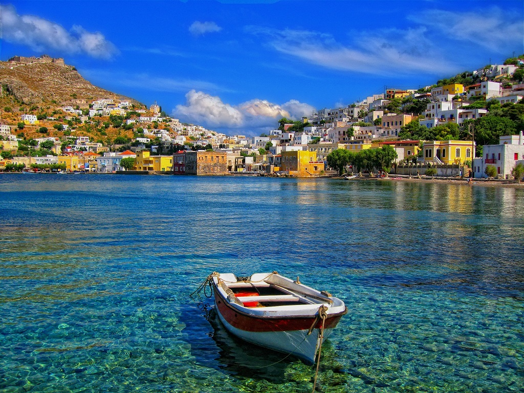 Eastern Dodecanese Unexplored