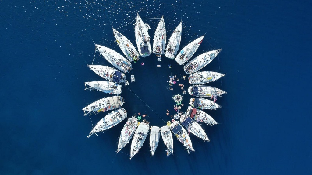 Greek Islands Flotilla