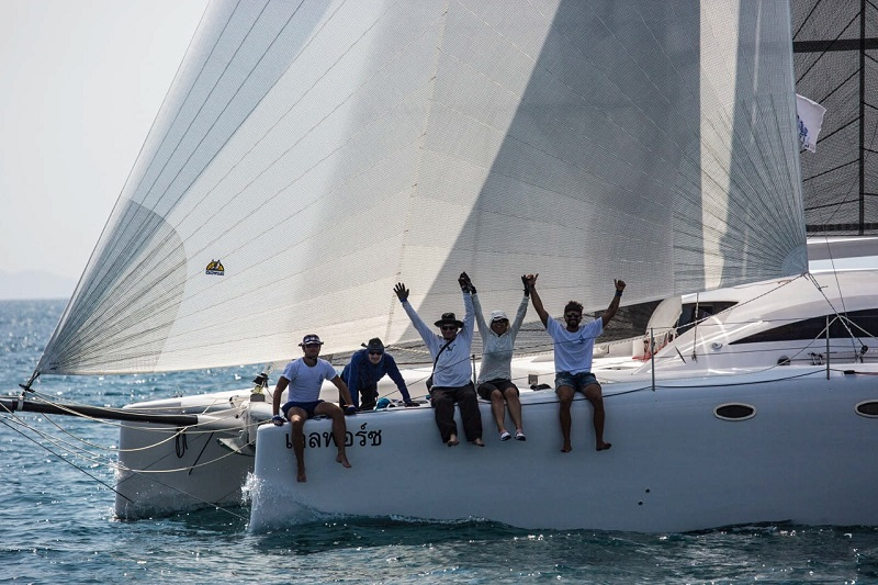 Business Sailing Events in Greece