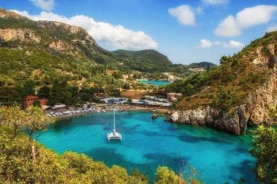 Northern Ionian Islands Unexplored